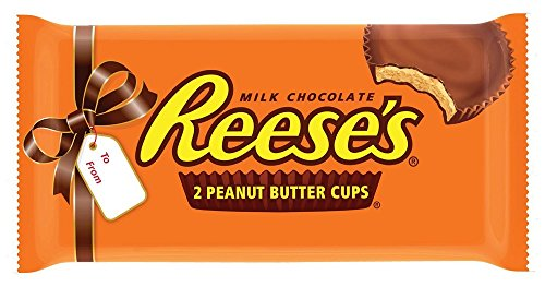Reese's Holiday Peanut Butter Cups, 1-Pound Package