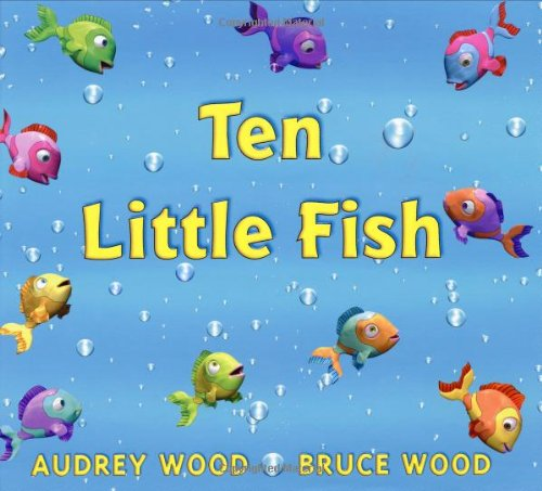 Ten Little Fish (Little Fish Book compare prices)