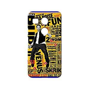 BLUEDIO Designer 3D Printed Back case cover for LG Nexus 5X - G6368