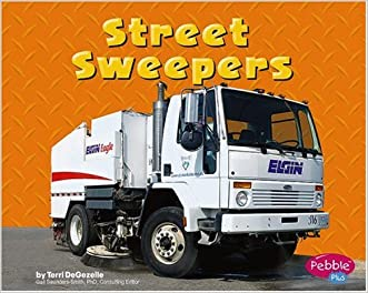 Street Sweepers (Mighty Machines)