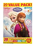 Kellogg's Disney Frozen Assorted Fruit Snacks 20 Pouches