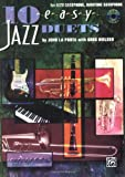 img - for 10 Easy Jazz Duets book / textbook / text book