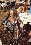Janis Joplin Poster, Flower Child, Blues, Singer, Hippie, Psychedelic Rock