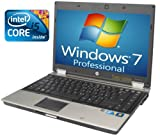HP Elitebook 8440p 14-Inch (i5, 2.4GHz,  4GB Memory, 250Gb HDD, Windows 7 Professional 64-Bit), Silver