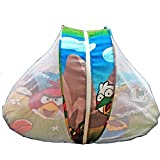 Baby Basics - Angry Bird Printted Bedding Tent