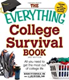 img - for The Everything College Survival Book: All you need to get the most out of college life (Everything Series) book / textbook / text book