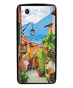 Techno Gadgets Back Cover for Gionee M2