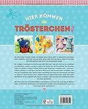 Image de Hier kommen die Trösterchen: Kuschelmonster & Kummerschlucker. Gehäkelt, genäht und gestrickt