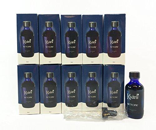 Kyani 10 Bottles (56ml) Nitro FX