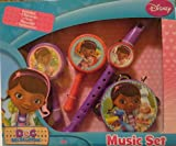 Disney Doc McStuffins Music Set