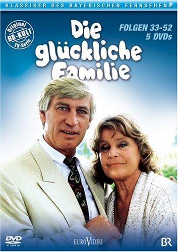 Die glückliche Familie - Folgen 33-52 (5 DVDs)