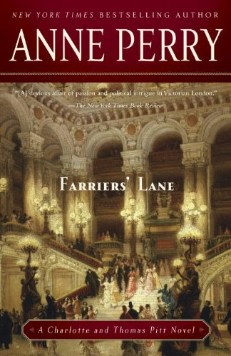 Farriers' Lane (Charlotte and Thomas Pitt Novel)