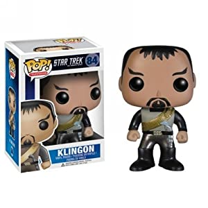 Funko POP Star Trek: Klingon Action Figure
