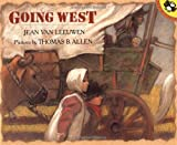 Going West (Picture Puffins) (0140560963) by Van Leeuwen, Jean