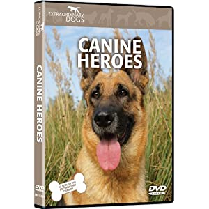 Canine Heroes DVD