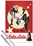 Poster + Hanger: Fallout Poster (36x2...