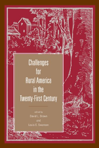 Challenges for Rural America in the Twenty-First Century...