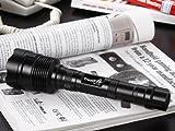 TrustFire Super Bright TR-3T6 3800 Lumens 3 x CREE XM-L T6 LED Flashlight Torch 5 Models