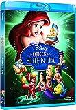 El Origen De La Sirenita [Blu-ray]