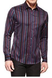 Pure Cotton Striped Shirt [T25-3903A-S]