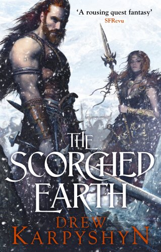 The Scorched Earth (The Chaos Born 2)