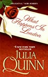 What Happens in London (0061491888) by Quinn, Julia
