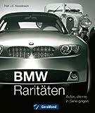 BMW Raritaeten. Autos, die nie in Serie gingen