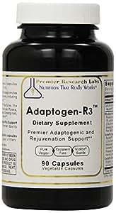 Premier Research Labs Adaptogen-R3 -- 90 Vegetable Capsules