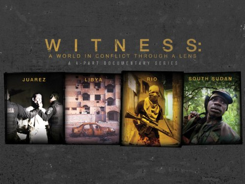 Witness: South Sudan