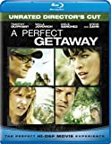 A Perfect Getaway (Unrated Directors Cut) [Blu-ray]
