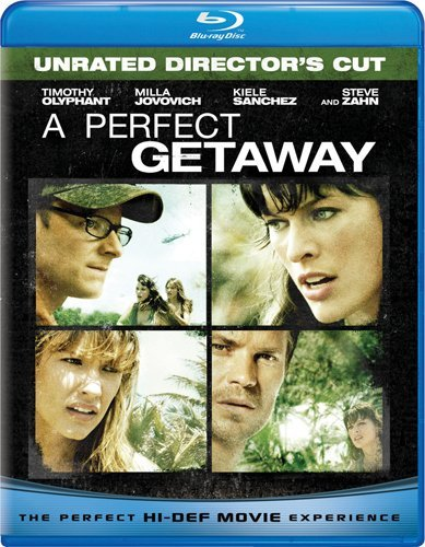A Perfect Getaway (Unrated Director's Cut) [Blu-ray]