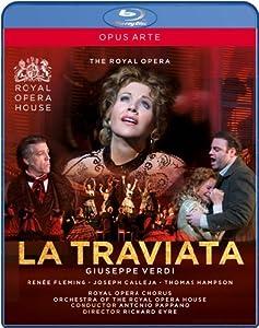 Giuseppe Verdi: La Traviata (Royal Opera House, Covent Garden 2009) [Blu-ray] [Import]