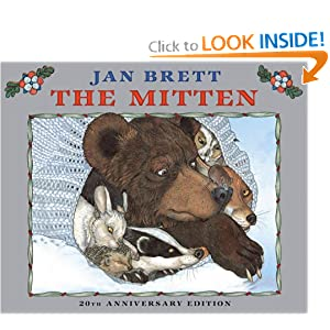 The Mitten 20th Anniversary Edition