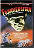 echange, troc Frankenstein (1931) [Import USA Zone 1]