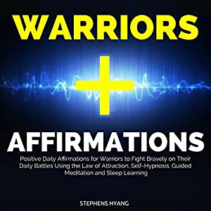 Warriors Affirmations Audiobook