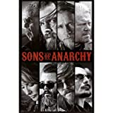 Sons of Anarchy Samcro Poster Print