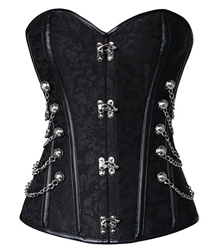 Steampunk Gothic Corset
