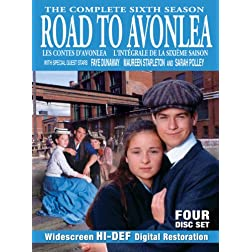 Road To Avonlea: Season 6 - Digitally Re-Mastered