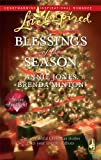 Blessings of the Season: The Holiday HusbandThe Christmas Letter (Love Inspired) (0373875622) by Jones, Annie