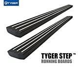 """TYGER STEP For 2007-2016 Toyota Tundra Double Cab (4.75"""" wide & 79"""" Long 