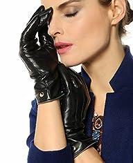 Elma Women's Touch Screen Italian Nap…