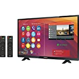 40 Inches (101 Cm) Pushbrite Full HD Wifi Smart LED TV ( 2 Remotes)