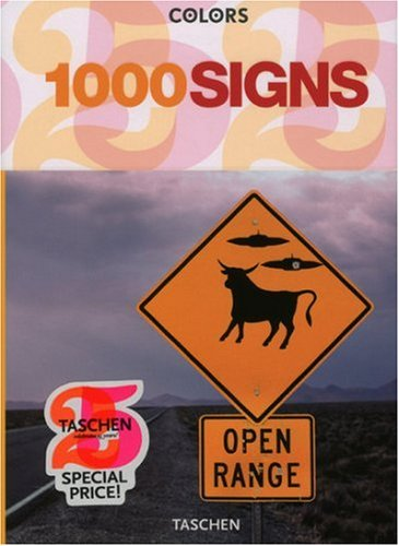 1000 Signs (Tachen 25th Anniversary)