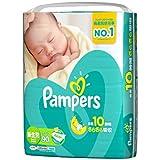 パンパース さらさらケア スーパージャンボ 新生児 90枚