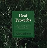 img - for Deaf Proverbs A Proverbial Professor's Points to Ponder book / textbook / text book