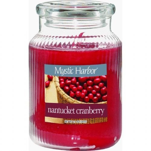 Yankee Candle Co 1192086 Mystic Harbor Jar Candle (Pack of 6) yankee traders brand tellicherry whole peppercorns 1 pound bag