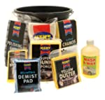 Kent G666 Car Valet Pack and Bucket