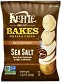 Kettle Bakes 100 Calorie Sea Salt, 0.8-Ounce (Pack of 72)