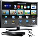 "46"" Class LED LCD 3D HDTV Bundle"