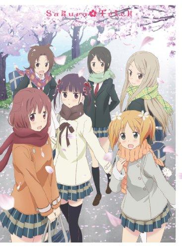 桜Trick 4 [初回特典:原作タチ描き下ろしスペシャルコミック(2)] [Blu-ray]